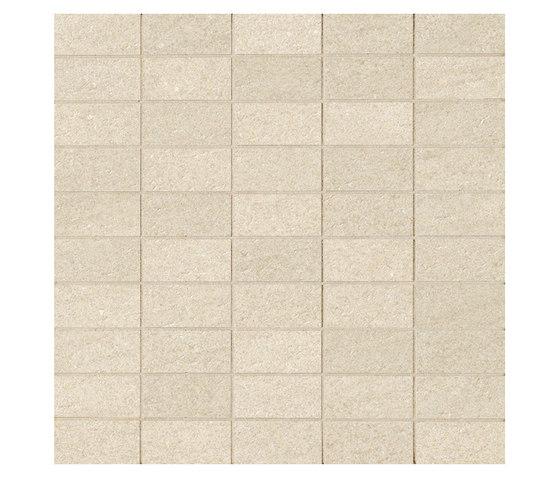 Slimtech Arenaria | Mosaico mattone avario by Lea Ceramiche | Floor tiles