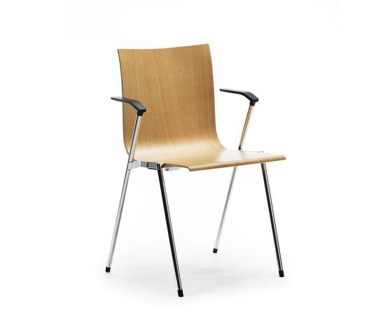 Kuru by Martela Oyj   Multipurpose chairs
