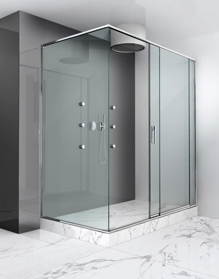 Slide by MAKRO | Shower cabins / stalls