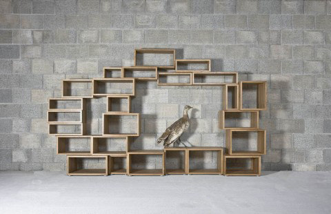 Brachmann by Andreas Janson   Room dividers