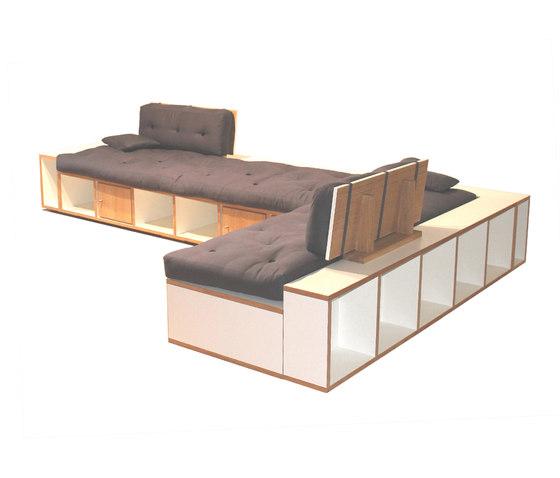 Tudock 196 Sofa de Andreas Janson | Sofás