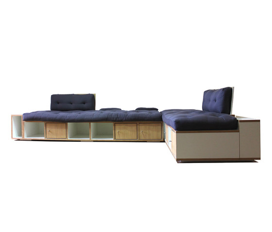 Tudock 196 Sofa de Andreas Janson | Canapés
