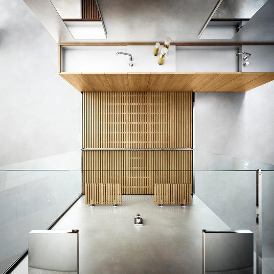 Shower - Washbasin Systems by MAKRO | Wash basins