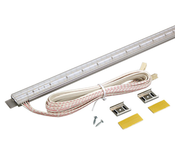 LED Twin-Stick 2 - Small plug-in LED stick without dark zones by Hera | LED-lights