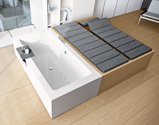 Style by MAKRO | Built-in bathtubs