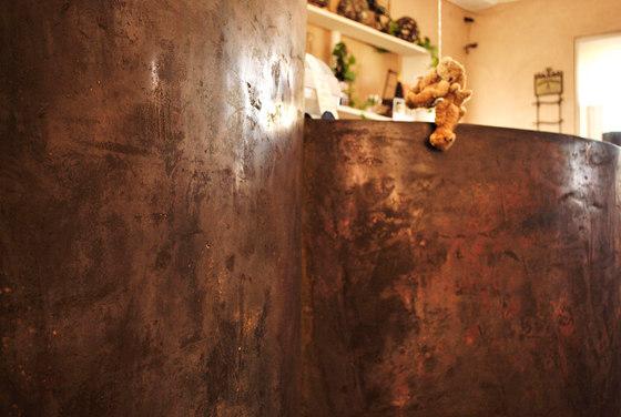 Stucco calce von Stucco Pompeji | Wandputze