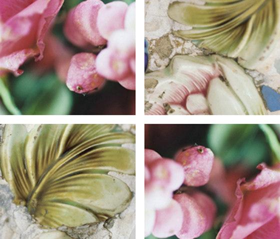 Leafy Pearls de tela-design | Tringles de séparation