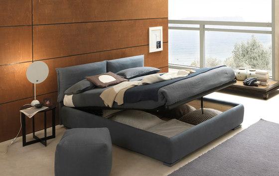 Iorca by Bolzan Letti | Double beds