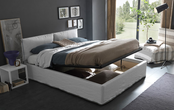 Iorca Chic by Bolzan Letti | Double beds