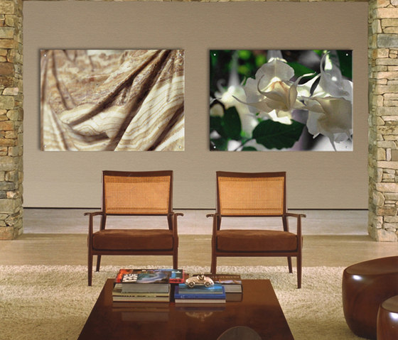 Marble Blossoms by tela-design | Room divider systems
