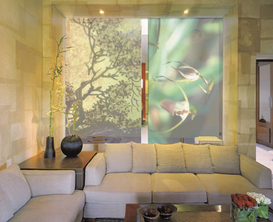 Jungle Life by tela-design | Room divider systems