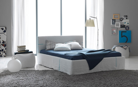 Metropolitan Chic by Bolzan Letti | Double beds