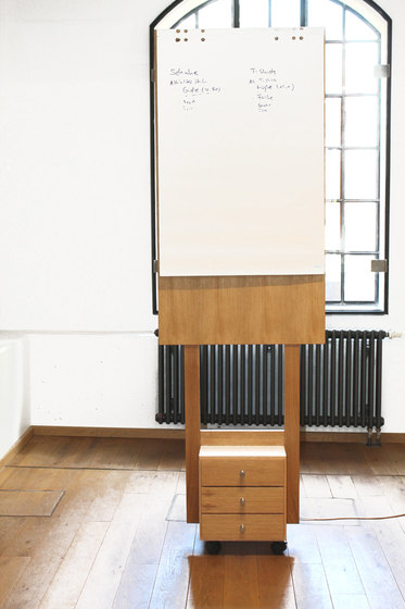 Tudock NP Cube by Andreas Janson | White boards