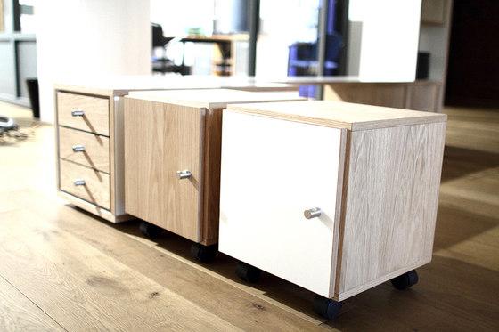 Tudock 01 Stool by Andreas Janson | Cabinets