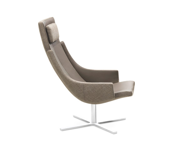 Model 1283 Link | High-Back Chair de Intertime | Sillones
