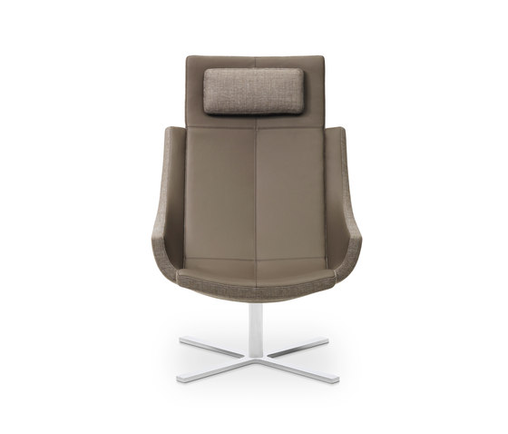 Model 1283 Link | High-Back Chair di Intertime | Poltrone