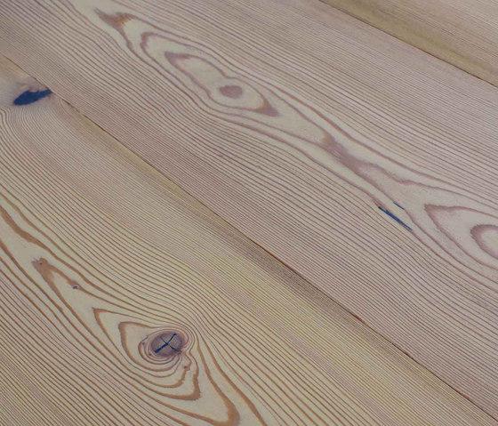 mafi LARCH Vulcano wide-plank. brushed | white oil by mafi | Wood flooring