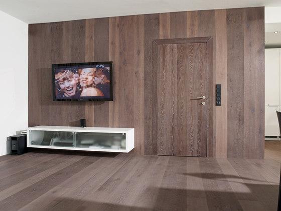 OAK Country Vulcano wide-plank brushed | white oil by mafi | Wood flooring