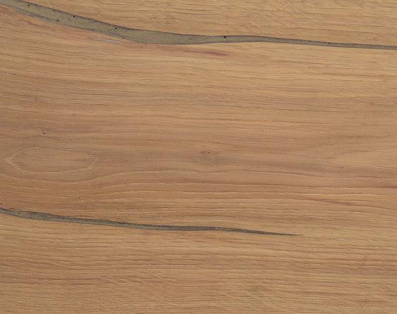 mafi ROVERE Magia Listone Largo oro. piallato a mano  |  olio grigio di mafi | Pavimenti in legno