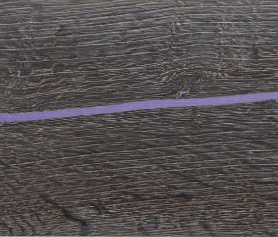 mafi Nero Coral OAK Vulcano violet. brushed | white oil by mafi | Wood flooring