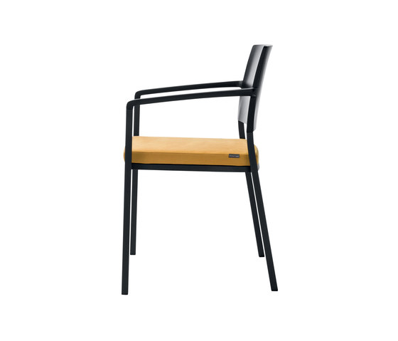 sign 2 chair di Wiesner-Hager | Sedie visitatori