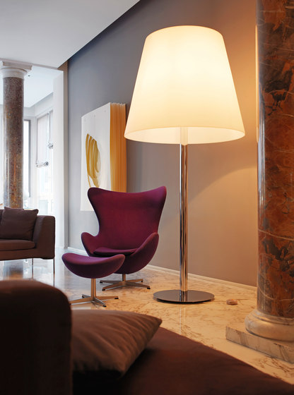 Amax Floor lamp by FontanaArte | General lighting