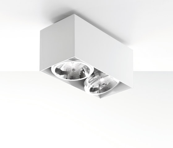 Duo Soffitto by Omikron Design | Ceiling lights