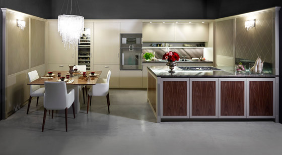Elegant by Arthesi | Fitted kitchens