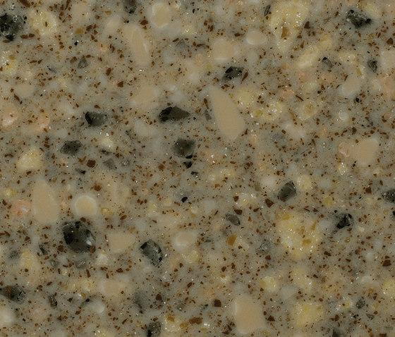 STARON® Quarry mesa* by Staron | Facade cladding