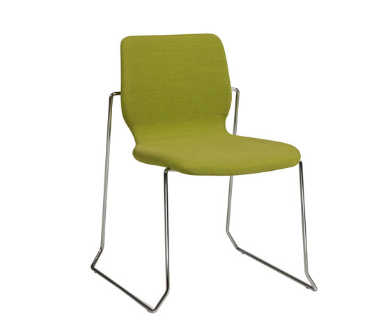 Asanda Seminar Chair by Koleksiyon Furniture | Visitors chairs / Side chairs