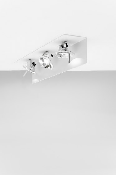 K-hole 3 semi recessed by Omikron Design | General lighting
