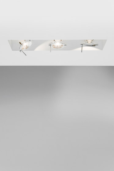 K-hole 3 total recessed di Omikron Design | Lampade soffitto incasso