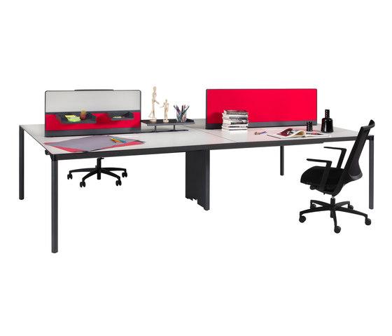 Calvino Operational Desk System by Koleksiyon Furniture | Desks
