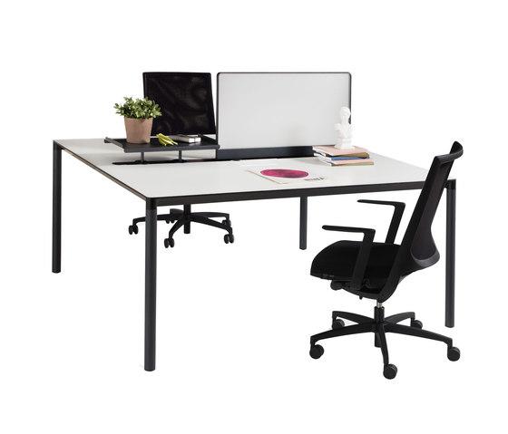 Calvino Operational Desk System by Koleksiyon Furniture | Desking systems