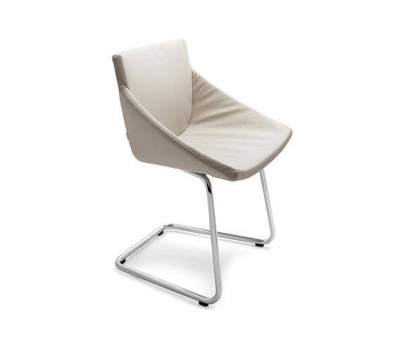 DS 2630 Boculino by de Sede | Visitors chairs / Side chairs