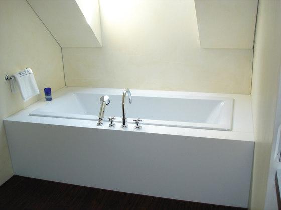 STARON® Bathtub by Staron | Built-in bathtubs