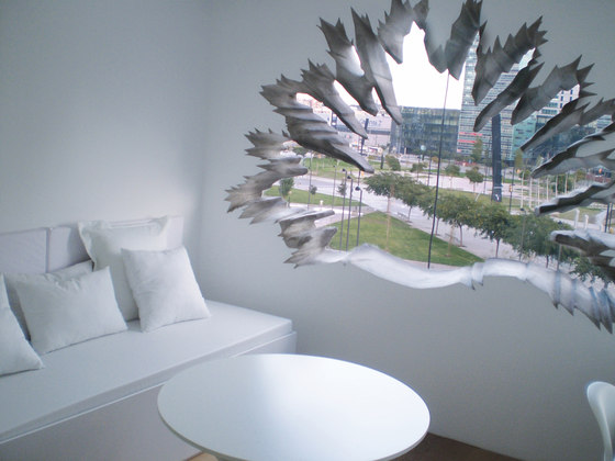 STARON® Wall cladding by Staron | Wall panels