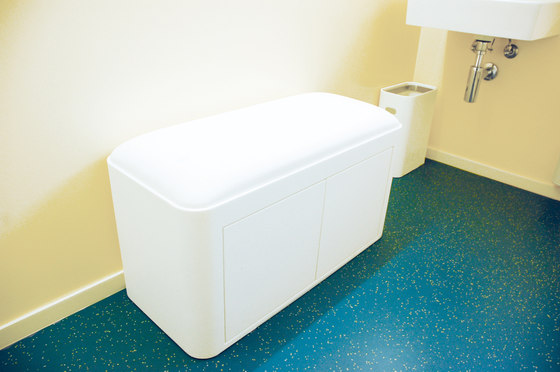 STARON® Sanitary by Staron | Healthcare furniture