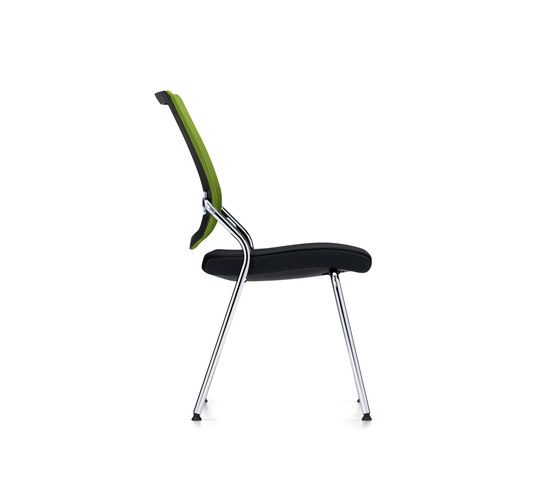 black dot net by Sedus Stoll | Visitors chairs / Side chairs