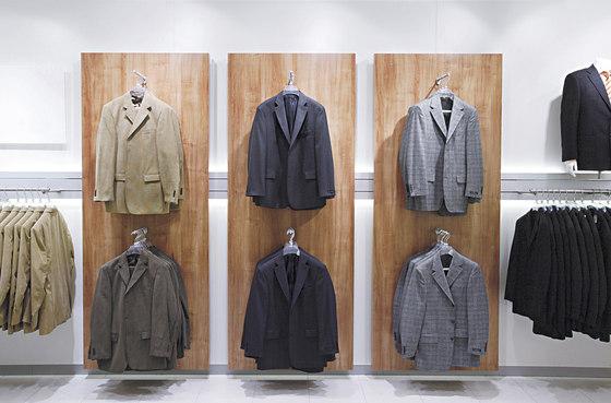 Endless von Shopfitting systems by Vitra | Horizontale Systeme