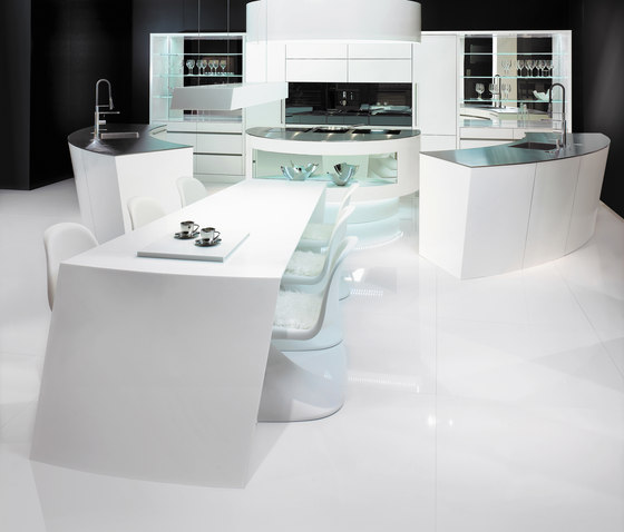 STARON® Counter de Staron | Blocs-cuisines