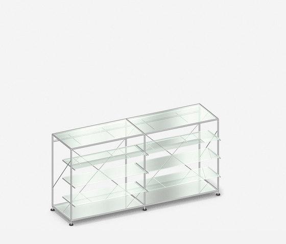 Kado 20 von Shopfitting systems by Vitra | Regalsysteme