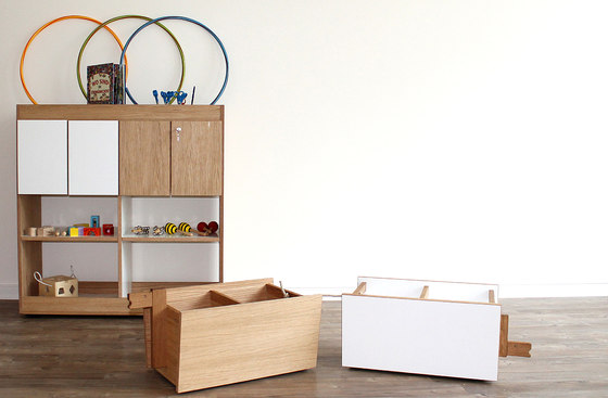 Emily Sideboard de Andreas Janson | Children's area