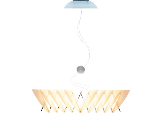eCCCo by Lucelab | Pendant lights in plastic