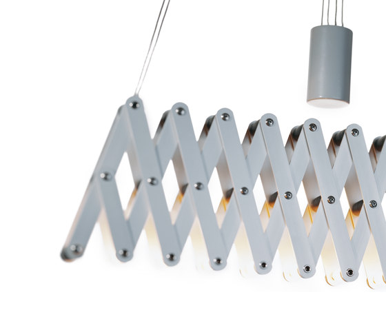 fleXXXibile standard | aluminium by Lucelab | Pendant lights in aluminium