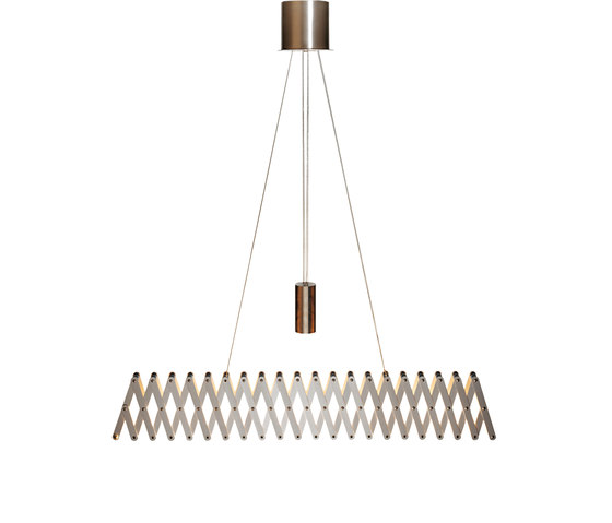 fleXXXibile xxl | aluminium by Lucelab | Pendant lights in aluminium