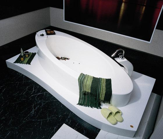 STARON® Bathtub de Staron | Matériau minéral