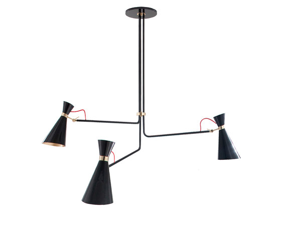 Simone Suspension di Delightfull | Illuminazione generale