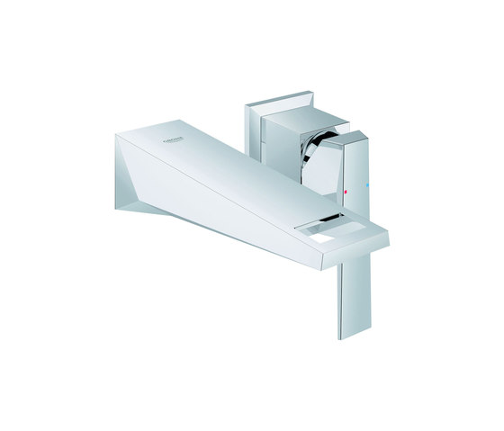Allure Brilliant Two-hole basin mixer S-Size by GROHE | Wash-basin taps