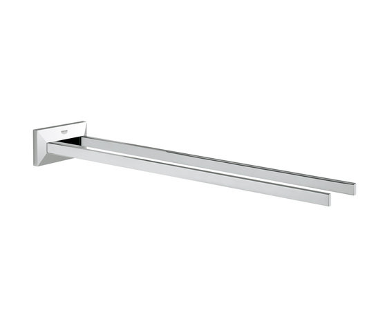 Allure Brilliant Towel bar by GROHE | Towel rails